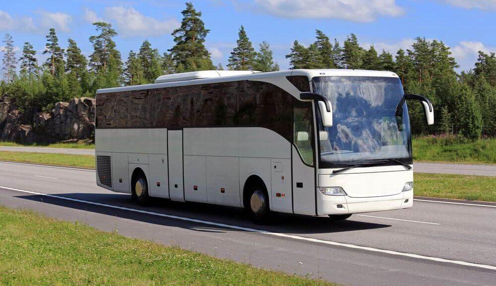 Charter Bus in Seattle